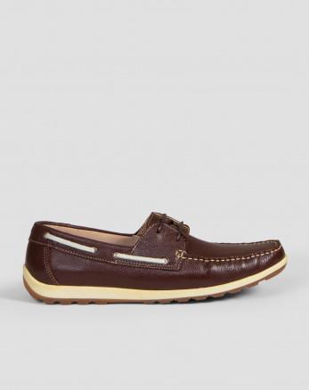 کفش کالج مردانه قهوه ای 19244192