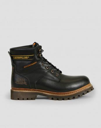 کفش نیم بوت مردانه مشکی 19373107