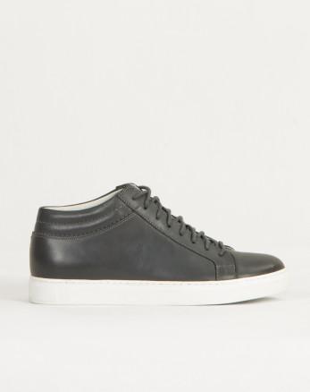کفش نیم بوت خاکستری 19370106