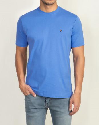 تیشرت آبی روشن مردانه 19229323