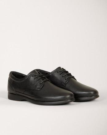 خرید اینترنتی کفش مردانه مشکی 19443152
