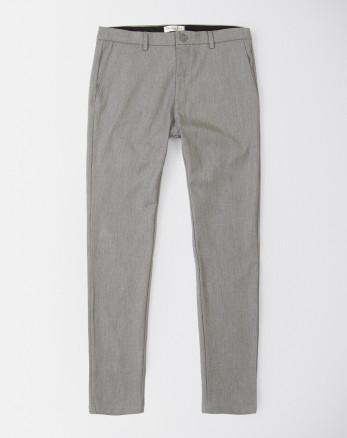 شلوار پارچه ای خاکستر یروشن 19348137