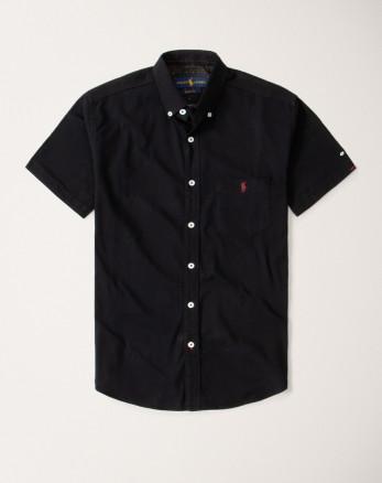 پیراهن ساده مشکی 18122101
