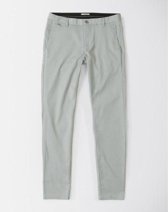 شلوار پارچه ای  مردانه خاکستری روشن  19348136