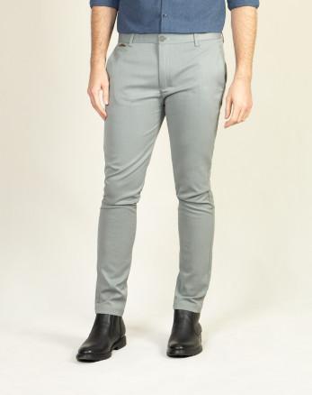 شلوار پارچه ای  مردانه جذاب خاکستری روشن  19348136