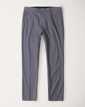 شلوار پارچه ای مردانه خاکستری 19448142