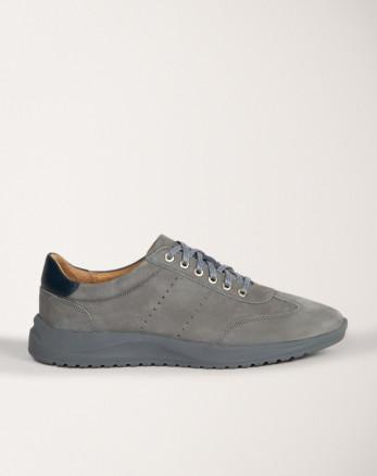 کفش خاکستری مردانه 20244265