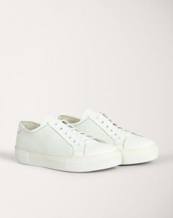کفش سفید روزمره مردانه 20144248