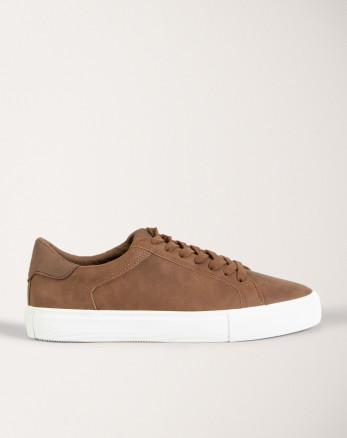 کفش مردانه قهوه ای 20244271