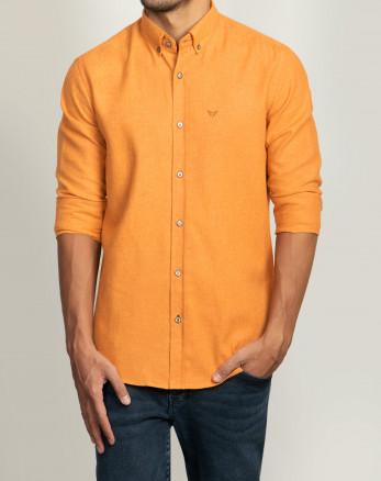 پیراهن آبی مردانه اجری  20252144