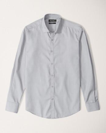پیراهن مردانه آستین خاکستری   20221212