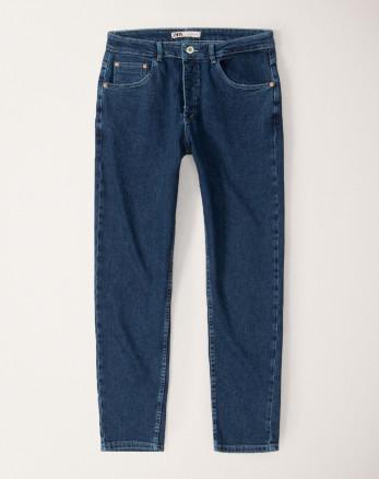 شلوار جین آبی تیره راحت و آزادمردانه 20212110