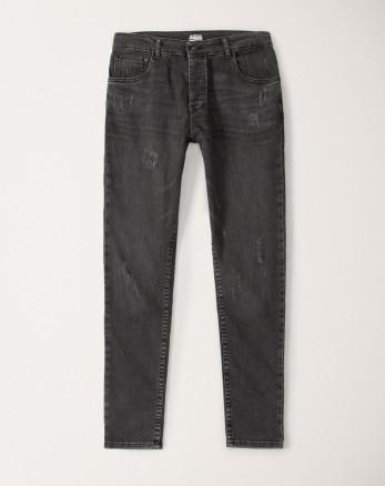 شلوار جین مردانه ذغالی 20210112