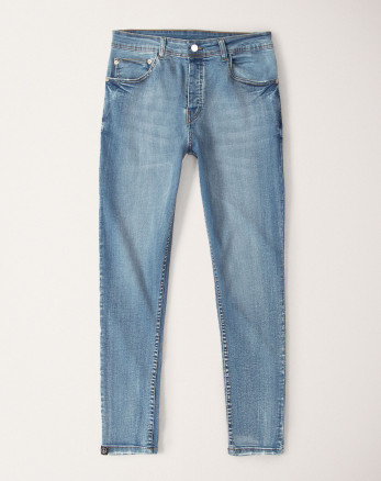 شلوار جین آبی مردانه 20210114