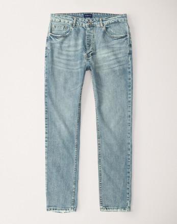 شلوار جین مردانه آبی روشن 20212107