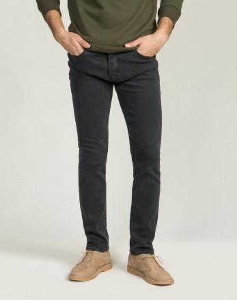 خرید اینترنتی شلوار حین مردانه دودی 20311128