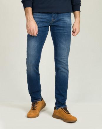 خرید اینترنتی شلوار جین مردانه آبی 20311129