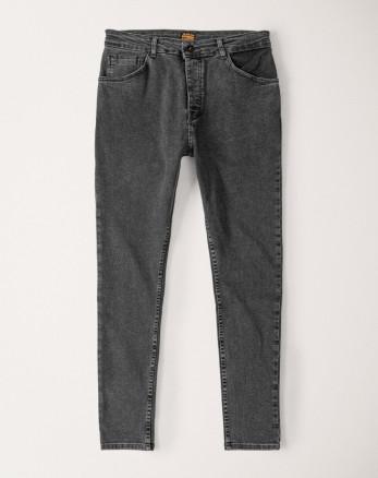 شلوار جین مردانه ذغالی 20210115