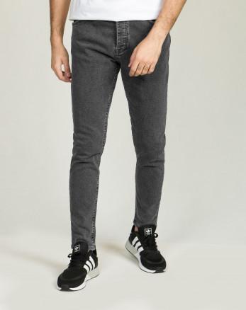 خرید اینترنتی شلوار جین مردانه ذغالی 20210115