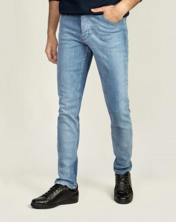 خرید شلوار جین جذب کشی مردانه ابی   20211118