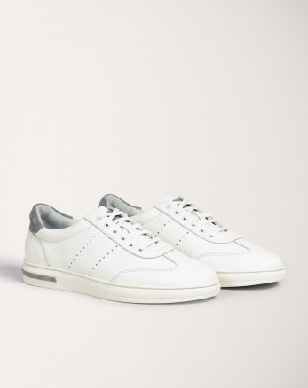 کفش روزمره شیک مردانه خاکستری 20244274