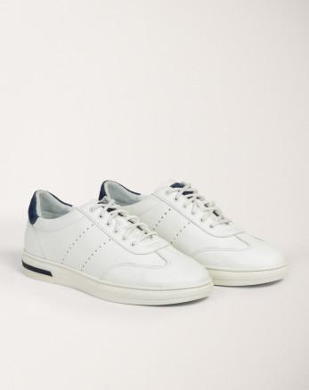 خرید اینترنتی کفش روزمره مردانه سرمه ای 20244274