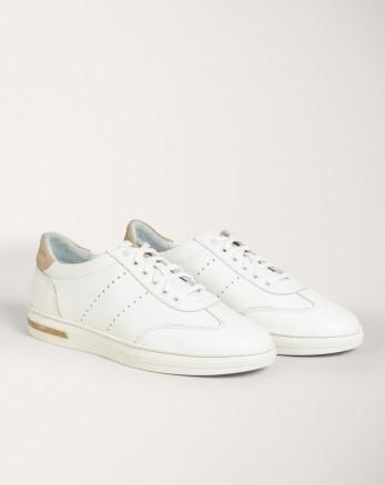 خرید اینترنتی کفش روزمره مردانه کرم 20244274